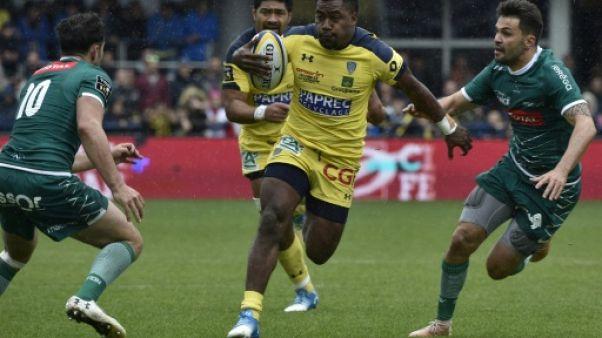 Top 14: Clermont s'en sort face à Pau