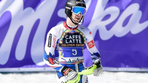 Ski alpin: Clément Noël irradie à Soldeu, Hirscher termine à la peine