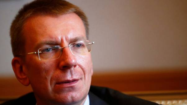 Latvian foreign minister says he would back Brexit extension