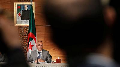 After weeks of protests, Algeria PM starts talks on new government