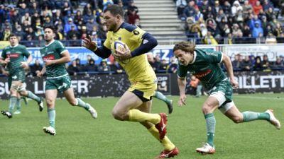Top 14: Clermont s'en sort, La Rochelle sort