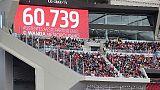 Atletico-Barca donne, record pubblico