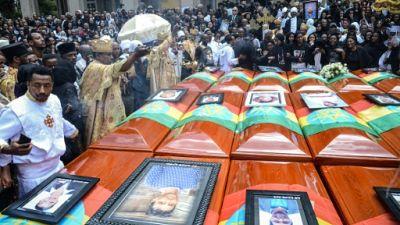 """Ethiopie: les boîtes noires montrent des """"similarités claires"""" avec le crash de Lion Air"""