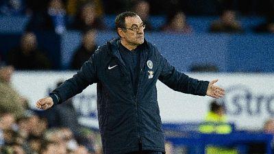 Chelsea sconfitto dall'Everton
