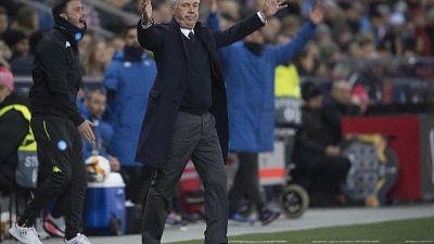 """Ancelotti """"stanchi ma l'abbiamo vinta"""""""
