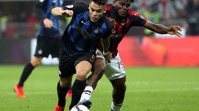 Inter: ulutati ultrà a milanista Kessie