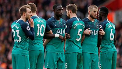 Tottenham face Palace in first game at new stadium next month