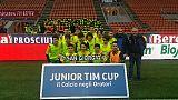Junior Tim Cup ha fatto tappa a San Siro