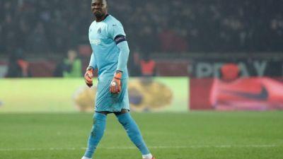 PSG-OM: le gardien marseillais Steve Mandanda expulsé