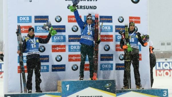 Mondiaux de biathlon: victoire de l'Italien Windisch