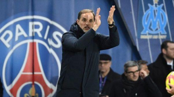 """Le PSG maître incontesté du """"clasico"""" malgré la fronde partielle des supporters"""