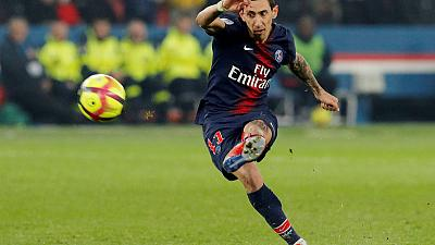 Di Maria in another league as PSG punish Marseille