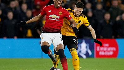 France lose Martial, call up Lemar for Euro qualifiers