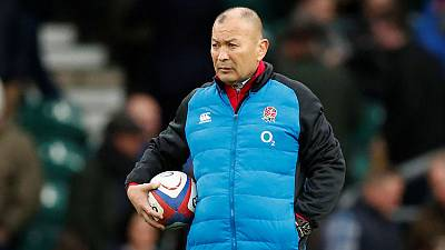 Rugby - England coach looks to psychology after Twickenham meltdown