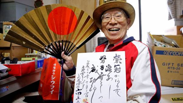 Olympics - Superfan Yamada dies with unfulfilled Tokyo 2020 dream