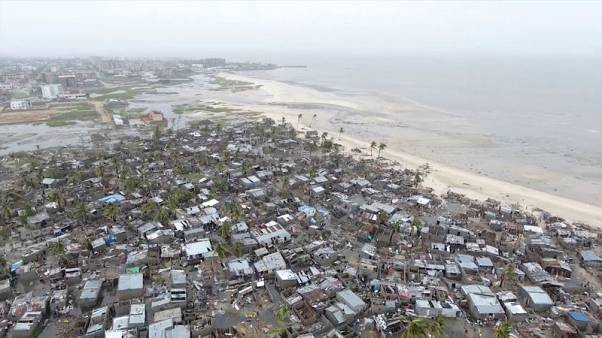 Death toll in Mozambique cyclone, floods could surpass 1,000 - president