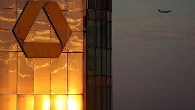 Deutsche-Commerzbank merger talk brightens mood for European stocks