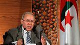 نائب رئيس الوزراء الجزائري يقوم بجولة خارجية لبحث الأحداث في الداخل