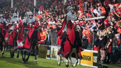 """Les """"Croisés"""", un nom désormais dur à porter pour l'équipe de rugby de Christchurch"""