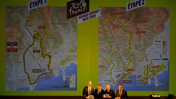 2020 Tour de France to get off to hilly start