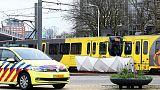"""وكالة: إطلاق النار في أوتريخت """"هجوم إرهابي فيما يبدو"""""""