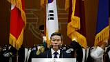 وزير الدفاع الكوري الجنوبي: لا مؤشرات على إطلاق وشيك لصاروخ من كوريا الشمالية