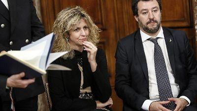 Flat tax: Salvini, Lezzi pensi al Sud