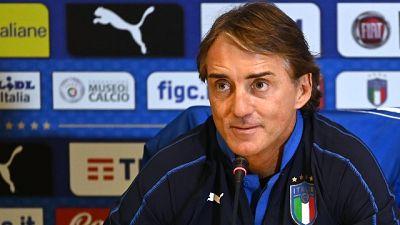 Azzurri: Mancini, ora gare che contano