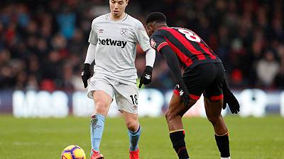 Nasri uncertain of future as West Ham contract winds down
