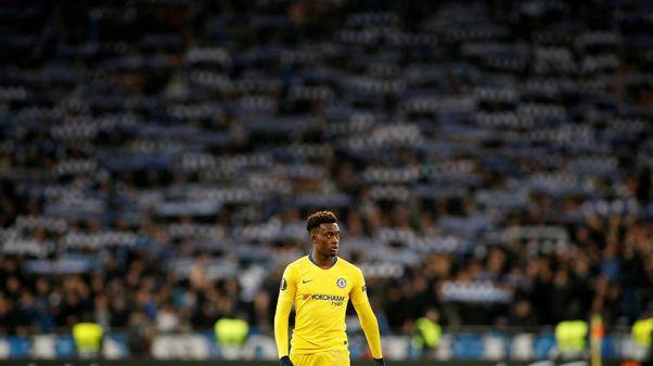 Chelsea allege racial abuse at Dynamo Kiev in Europa League tie