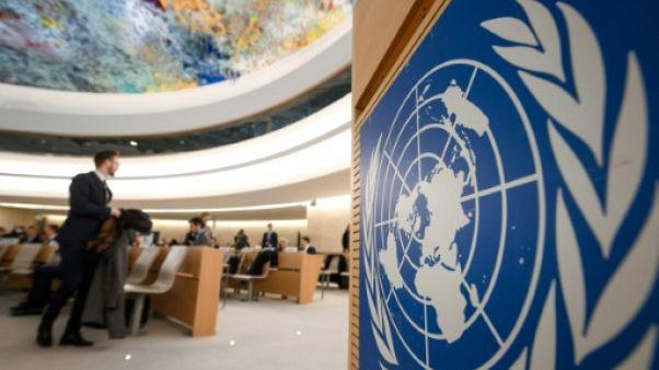 Rassemblement pro-Israël face à l'ONU: les USA donnent de la voix