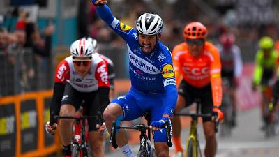 Ciclismo:Tirreno,6/a tappa a Alaphilippe