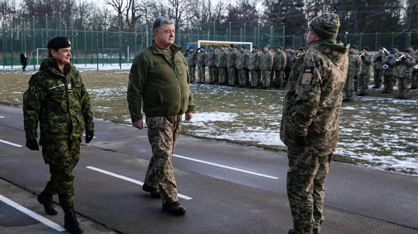 Canada to extend military training missions in Ukraine, Iraq