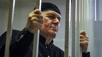 Court in Chechnya sentences rights activist to four years in penal colony