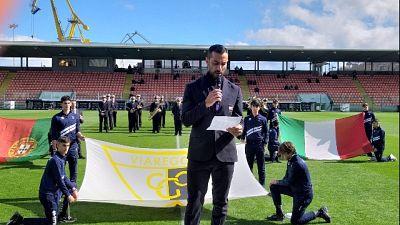Viareggio Cup: chiesto stop scommesse