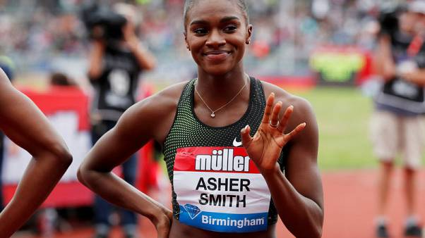 Women's sport needs more women to tell the story, says Asher-Smith