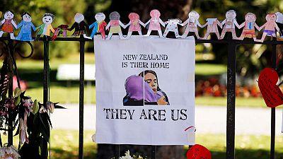 'Our darkest of days' - PM Ardern voices New Zealand's grief