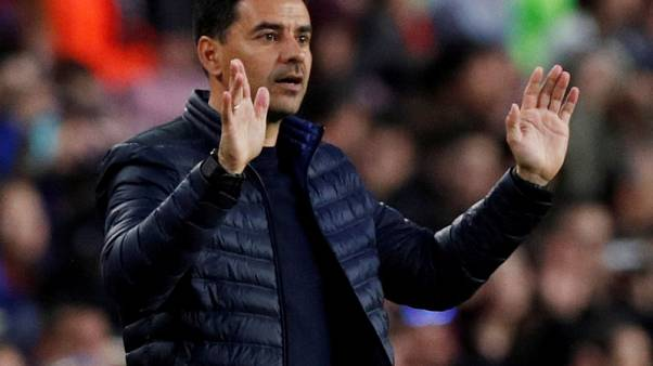 Rayo sack Michel in bid to escape Liga relegation