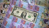 Venezuela: une heure de queue pour deux dollars, la bataille du cash