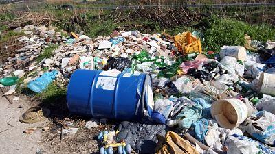 Gdf sequestra 900 ton. rifiuti tossici