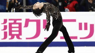 Figure skating: Olympic champion Hanyu says '100 percent' on return to ice