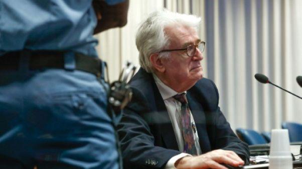 Bosnie: Karadzic ou l'impossible réconciliation
