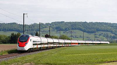 Switzerland's Stadler Rail to float in coming months