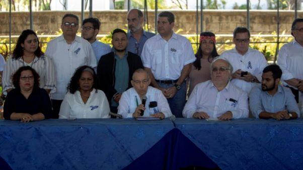 Au Nicaragua, l'opposition se braque, les négociations à l'arrêt