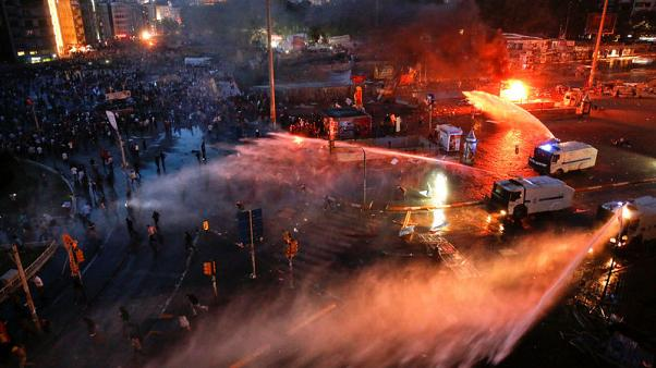 Turkey escalates crackdown on dissent six years after Gezi protests