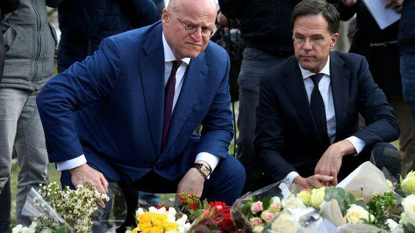 Dutch prosecutors seek motive in Utrecht tram shooting