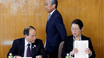 Japan Olympic Committee chief Takeda stepping down after term ends