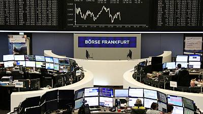 European stocks flatten out, eyes on Brexit, Fed