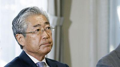 Giappone: N.1 Comitato olimpico lascia