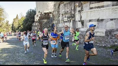 Atletica: Roma Appia run per tutti